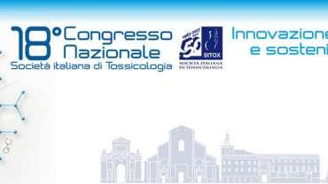 10-13 Aprile 2018 – 18° Congresso Nazionale della Società Italiana di Tossicologia (SITOX)