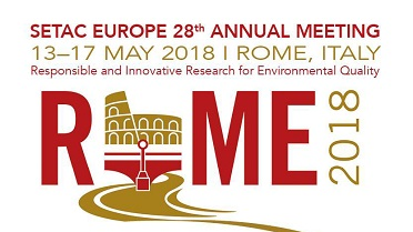13-17 May – TEAM mastery will attend SETAC Europe 28th annual meeting