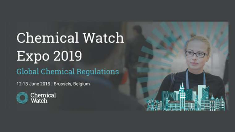 Chemical Watch Expo 2019: Global Chemical Regulations
