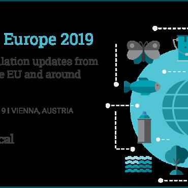 BIOCIDES EUROPE 2019: GLI ULTIMI SVILUPPI DEL BPR